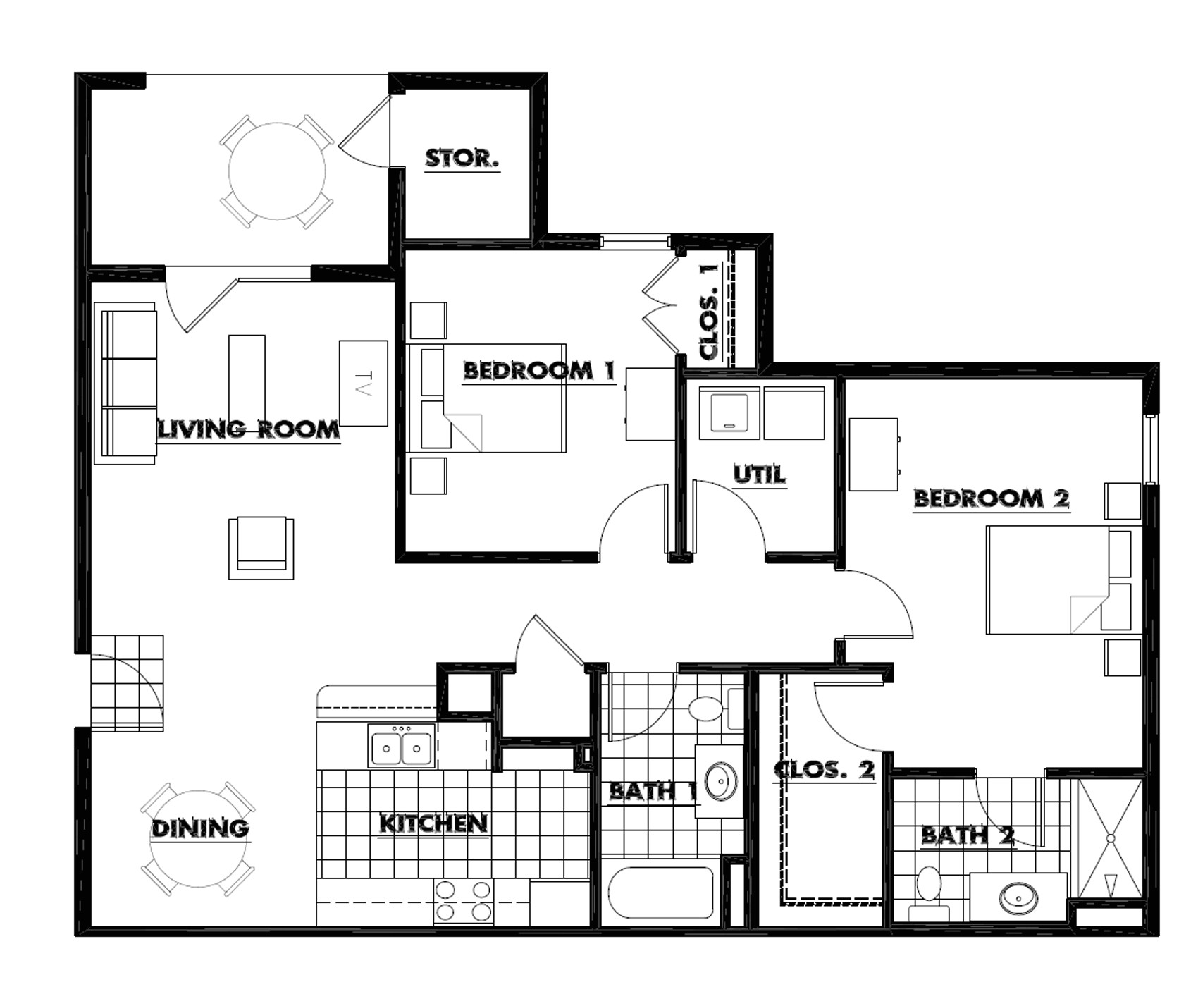 fort campbell housing floor plans