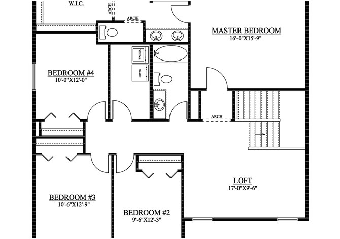 kerry campbell homes floor plans