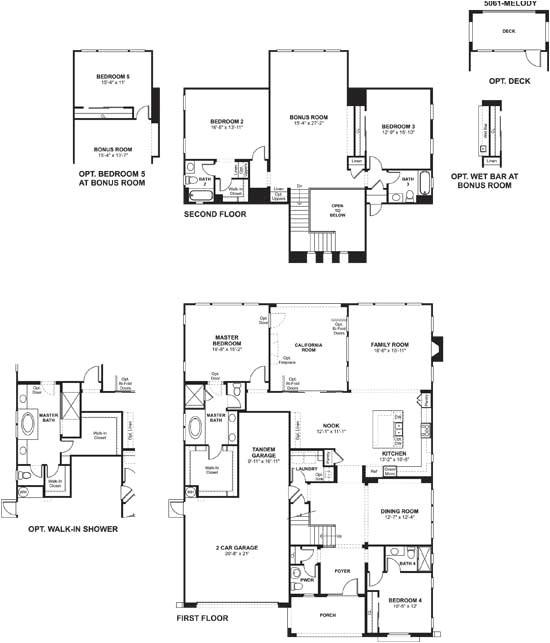 keystone homes floor plans