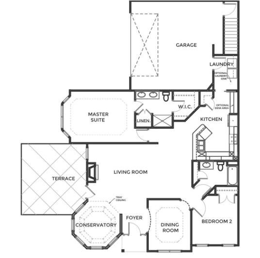 new keystone homes floor plans