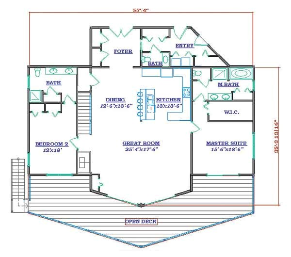 grand lake house plan