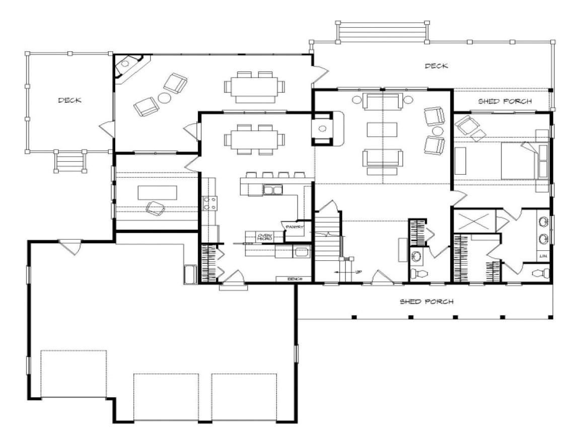 2e4c67ce8e850ba1 lake house floor plan lake house plans walkout basement