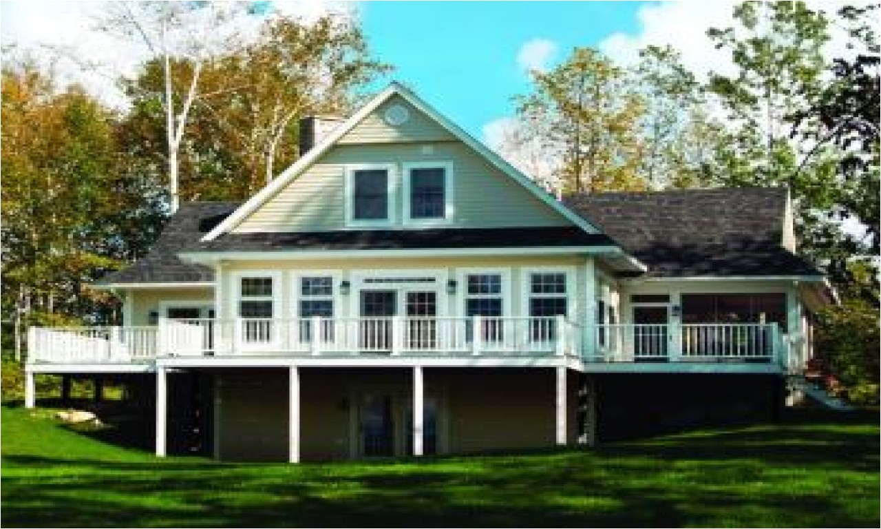 8a9e281f3da70ae8 lake house plans with porches lake house plans with basement