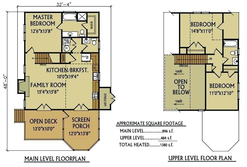 Lakefront Home Floor Plans Lakefront Home Floor Plans Gurus Floor