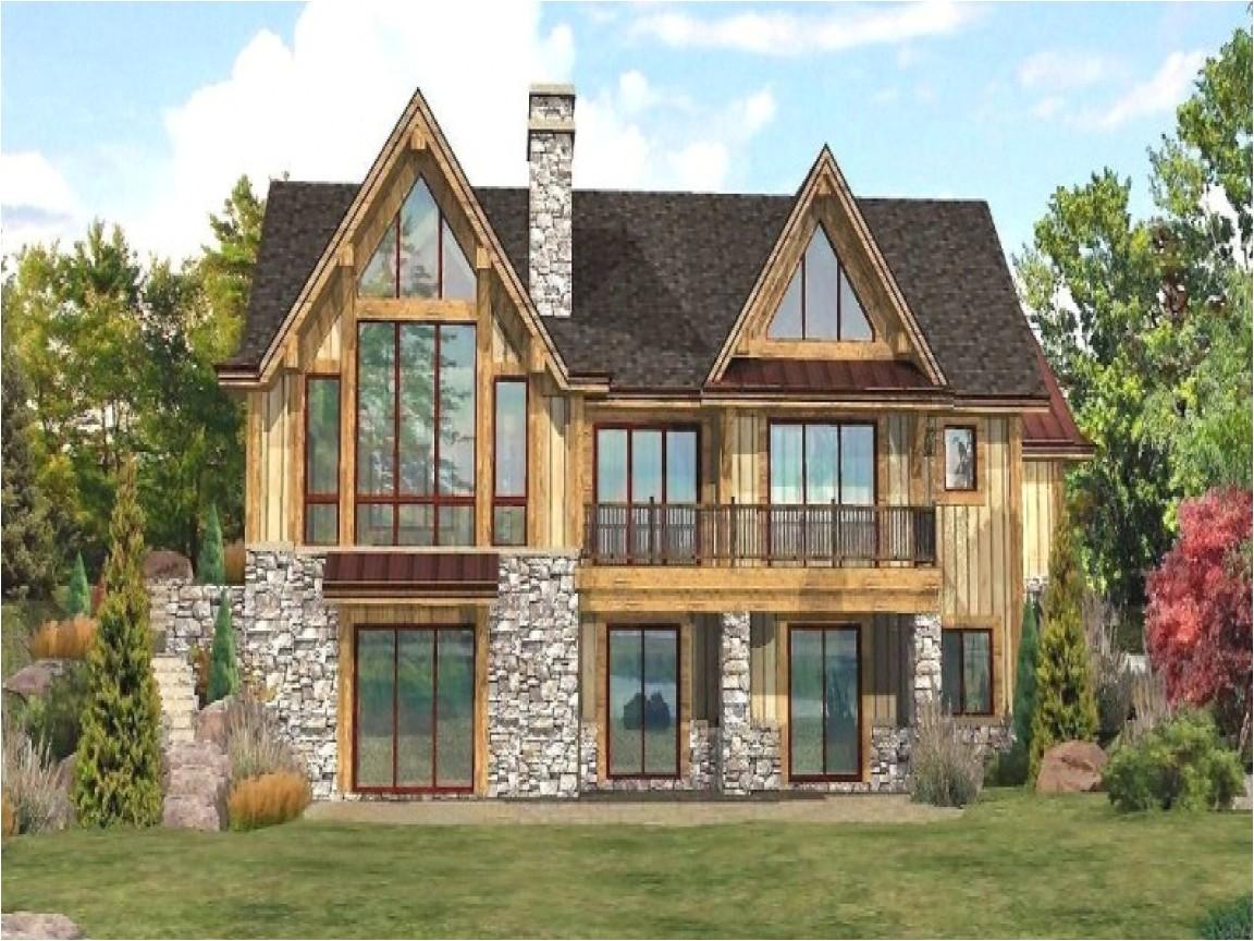 Lakefront Modular Home Plans Modular Homes Log Home Lakefront Log Home Floor Plans