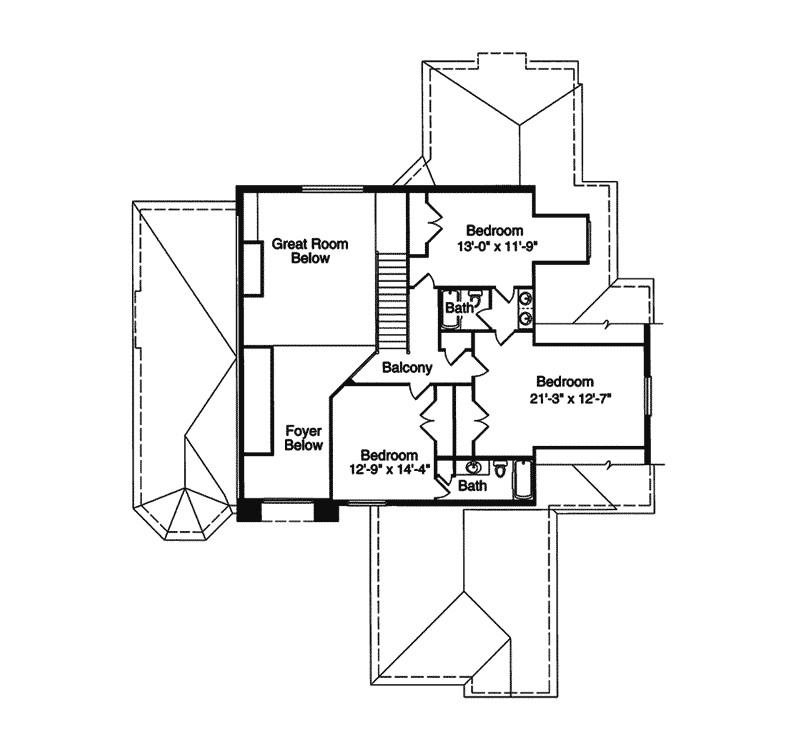 Lancia Homes Floor Plans Lancia Hill Luxury Home Plan 065s 0020 House Plans and More