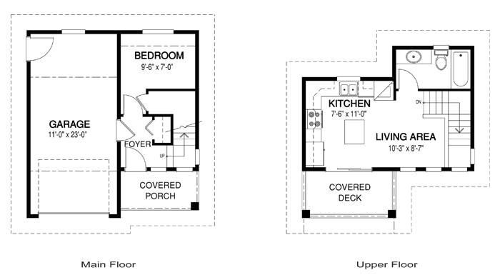 house plans the laneway 3