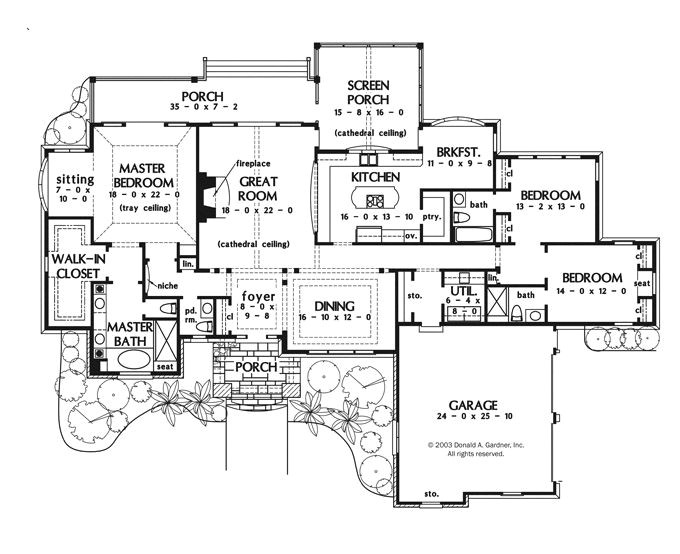 exceptional large one story house plans 6 large one story luxury house plans