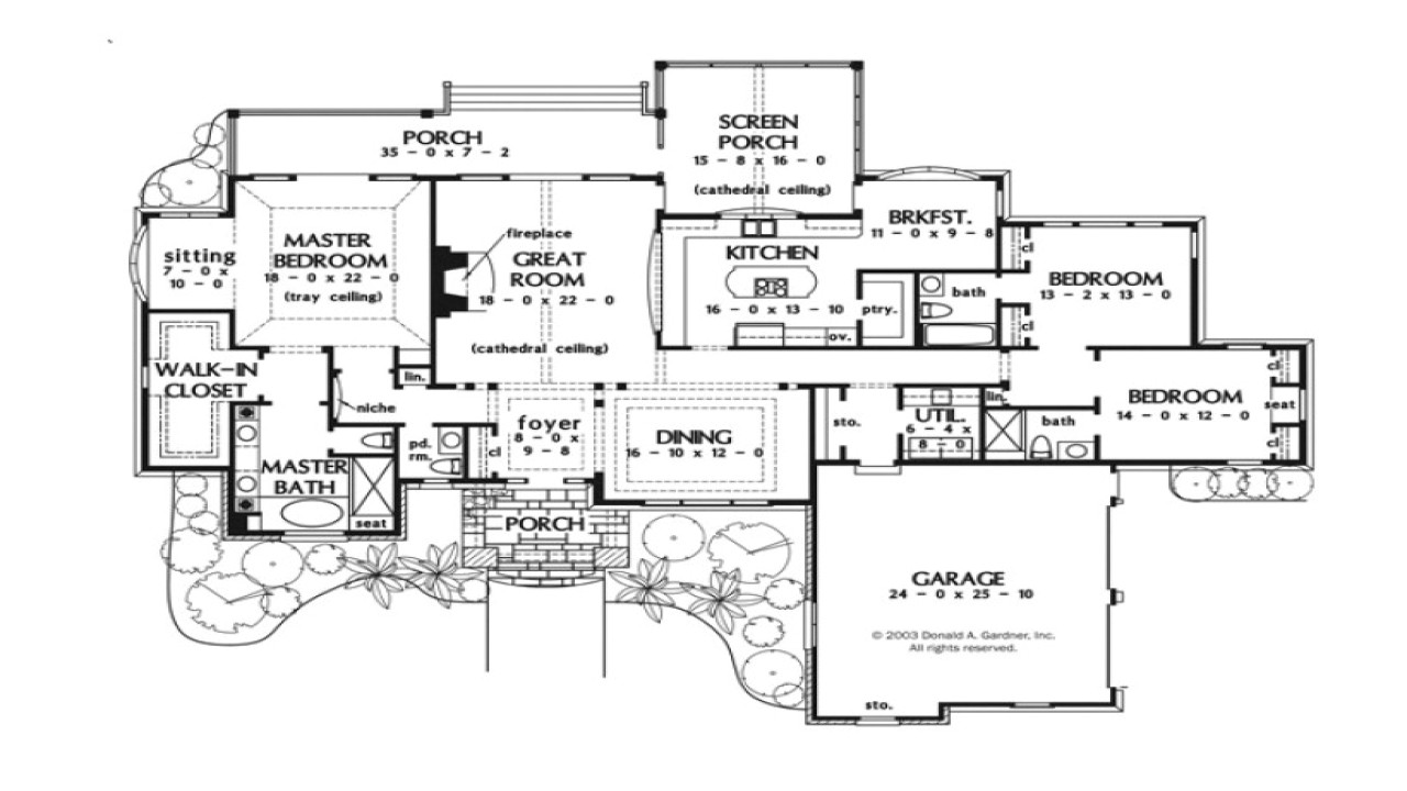 3664cadcda107cab large one story house plans one story luxury house plans