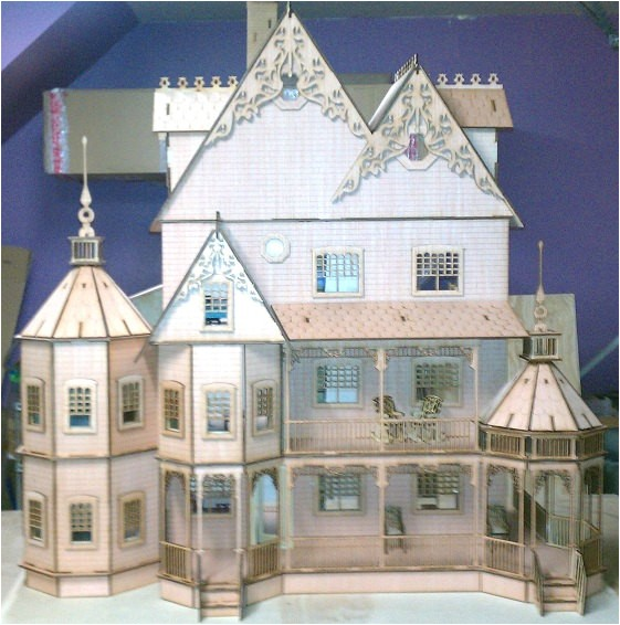 large dollhouse plans