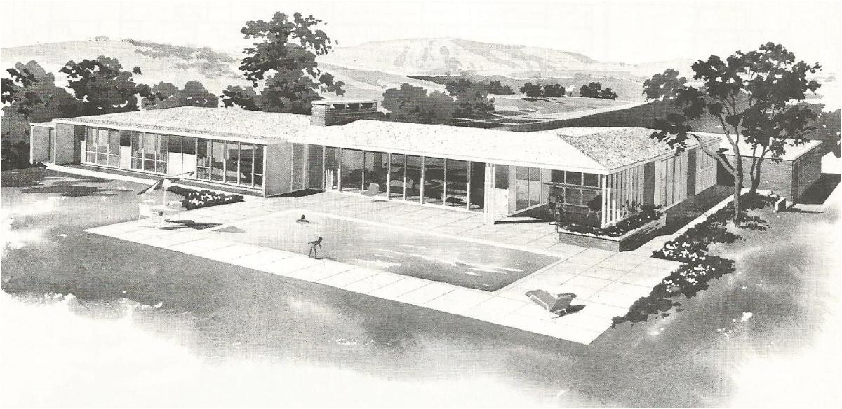 vintage house plans large country estate homes