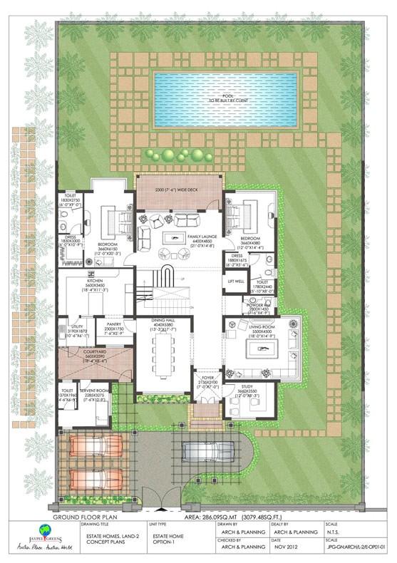 estate homes greaternoida