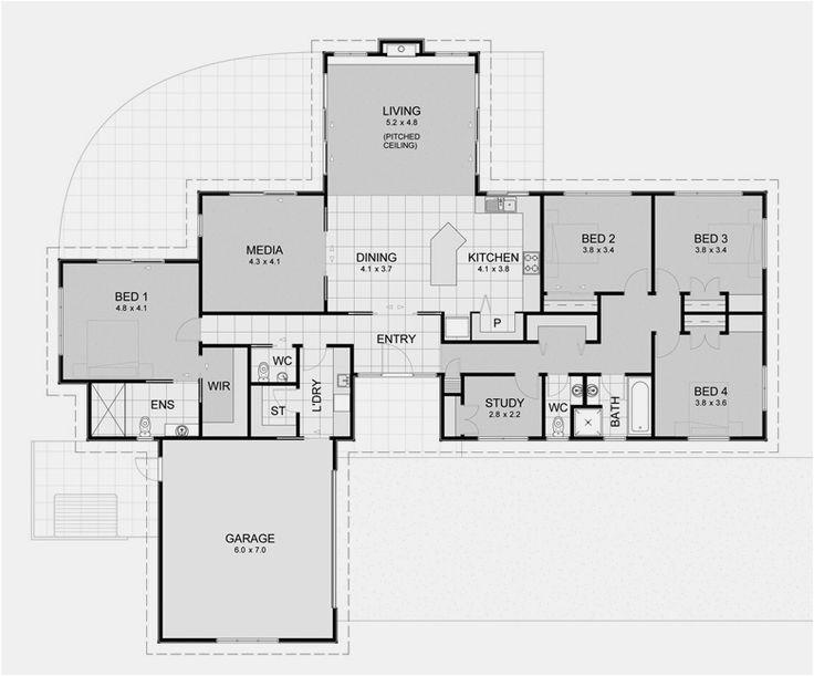 house four bedder