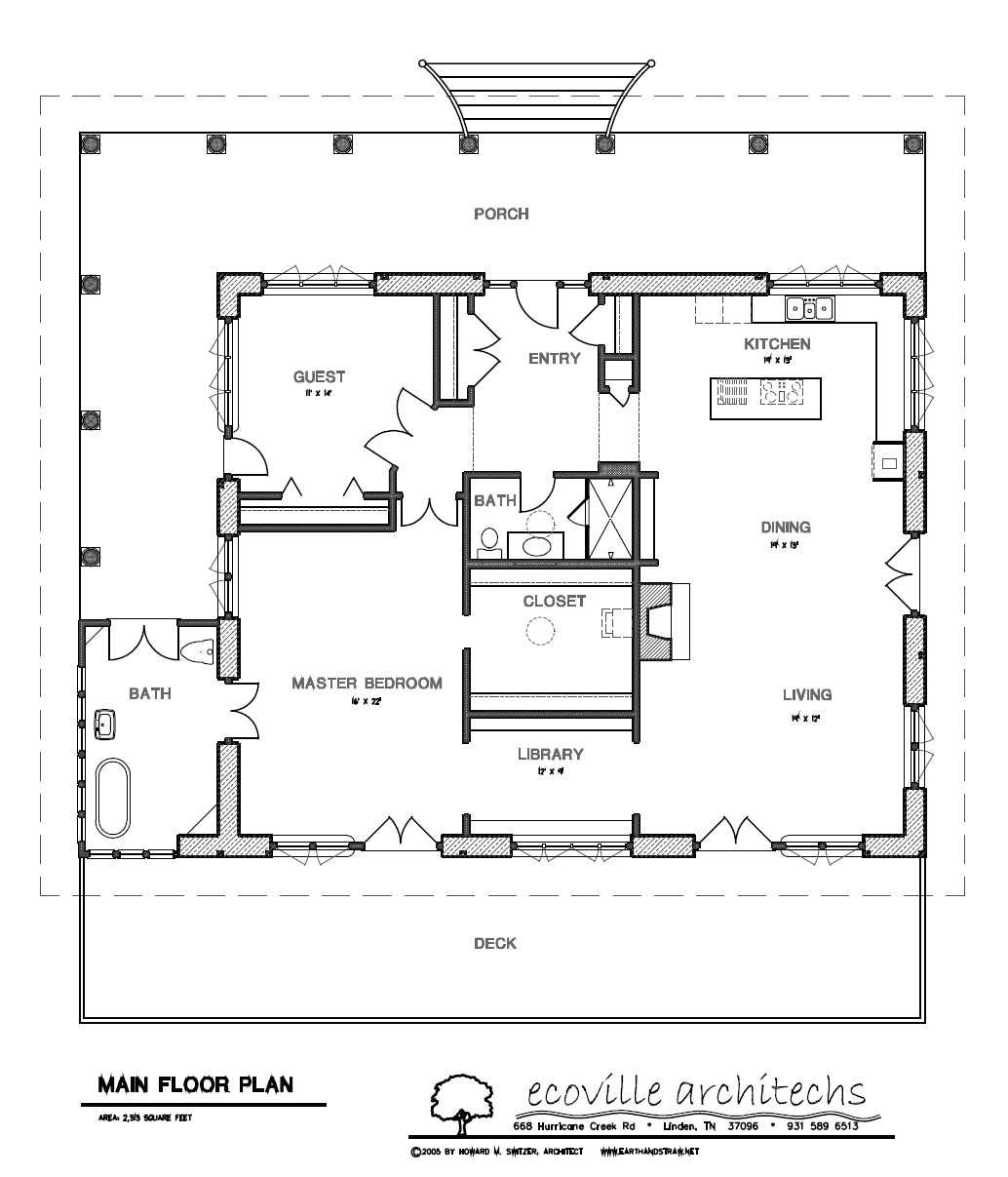 two bedroom house plans spacious porch large bathroom spacious deck