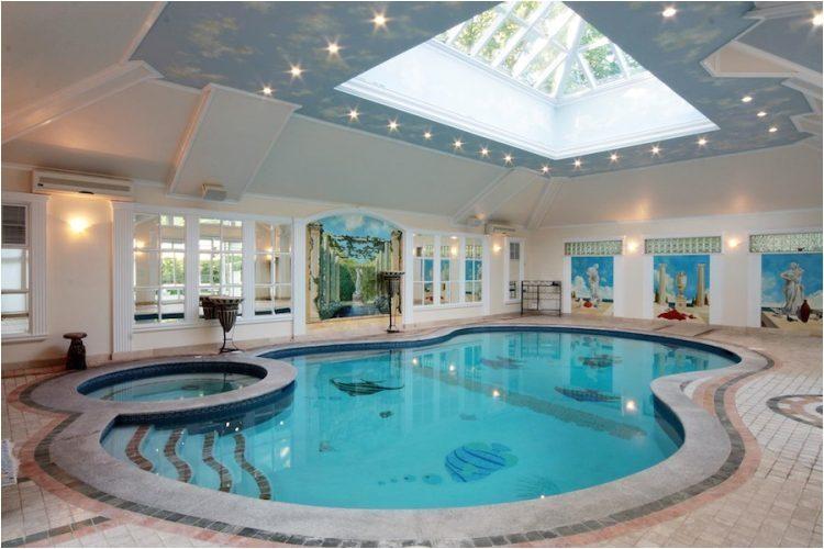 beautiful indoor swimming pool designs