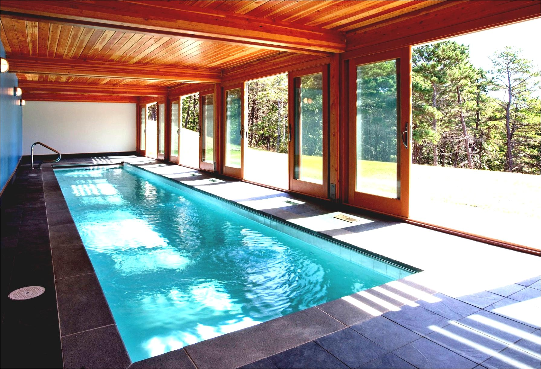 Large House Plans with Indoor Pool House Plans Indoor Swimming Pool Home House Plans 42244