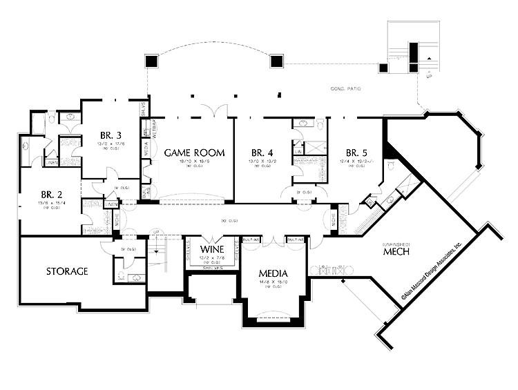 large luxury house plans