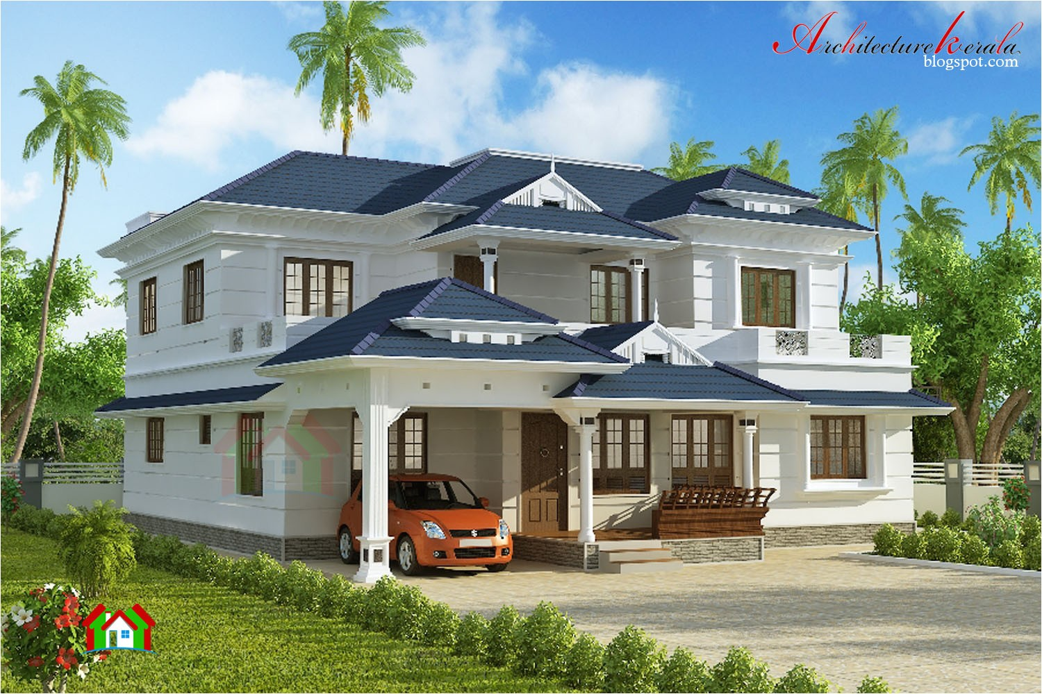 kerala style house plans and elevations as home design styles
