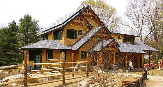 leed platinum house plans