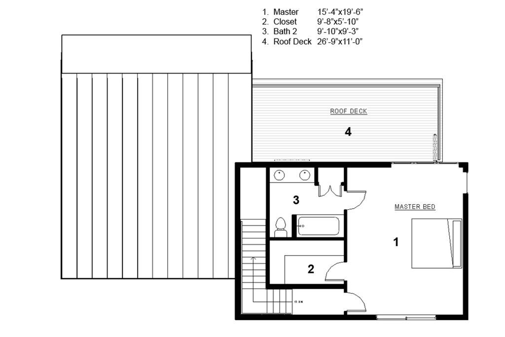modern leed house plans