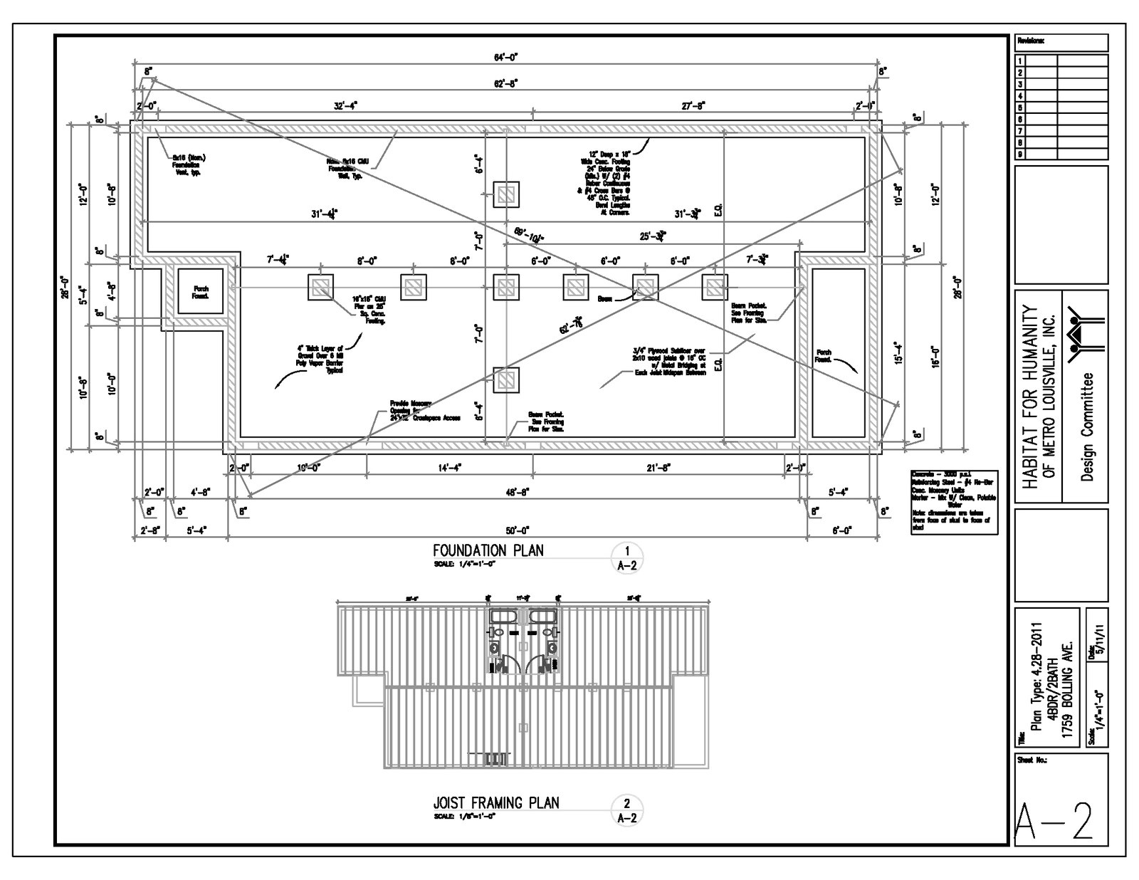 leed home construction documents