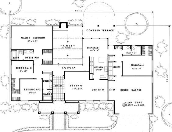 leed house plans