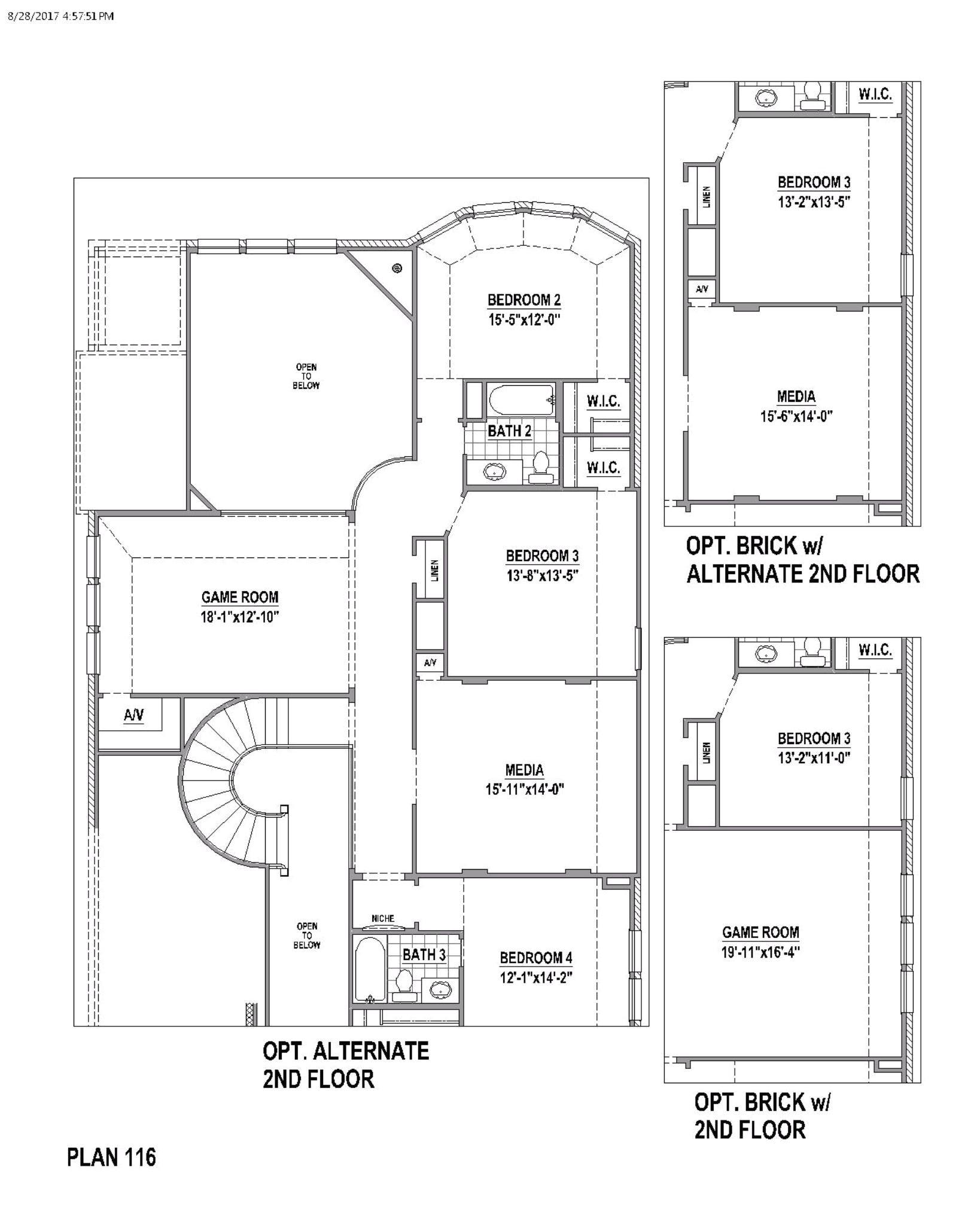 american legend homes floor plans