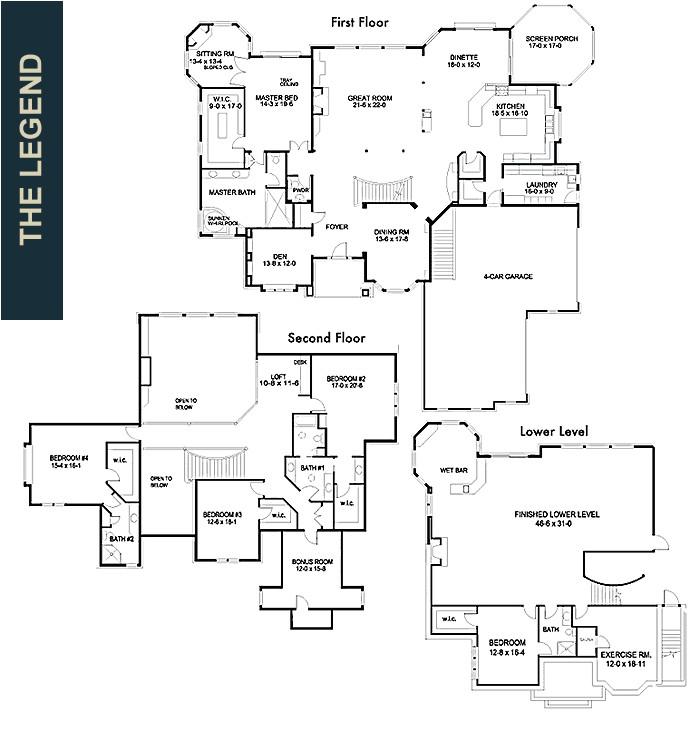 Legend Homes Floor Plan House Plan Legend 28 Images Legend Homes Floor Plans