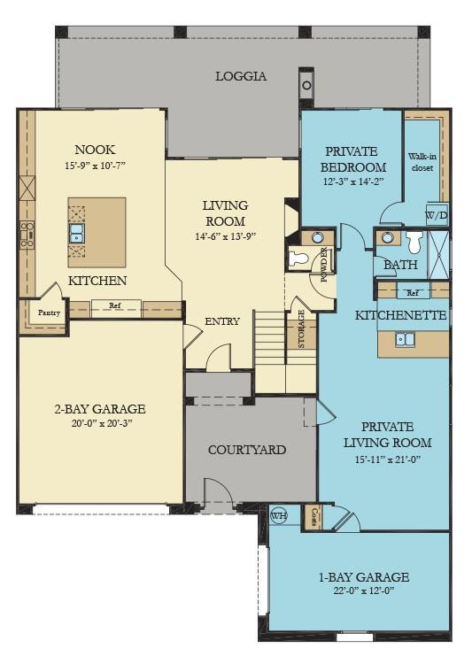 lennar floor plans