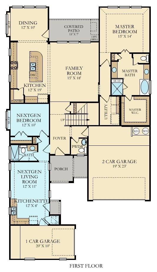 lennar next gen home floor plans