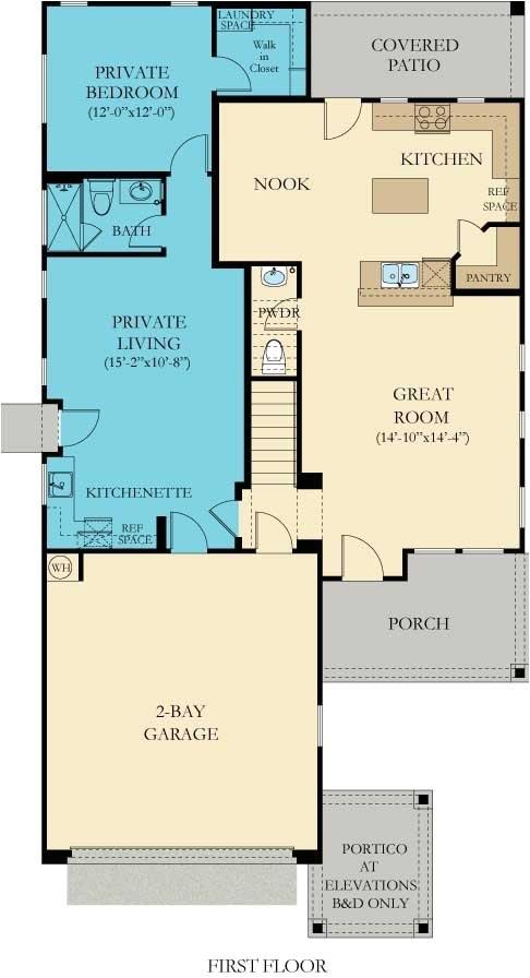 lennar next generation homes floor plans