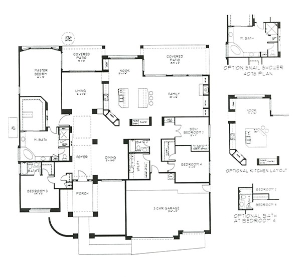 tw lewis floor plans