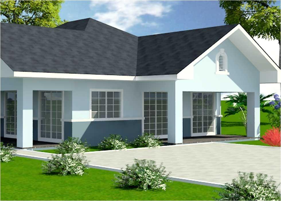 liberia house plans