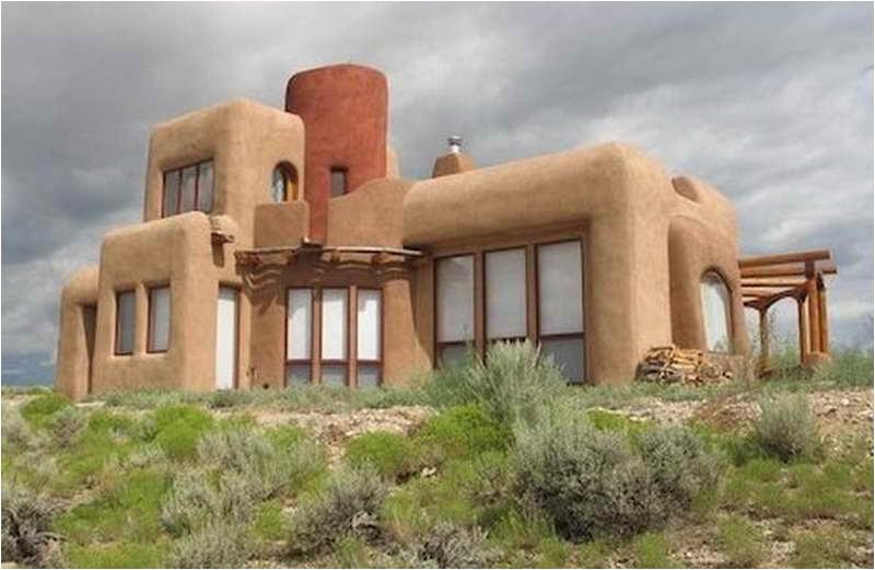 off the grid desert homes
