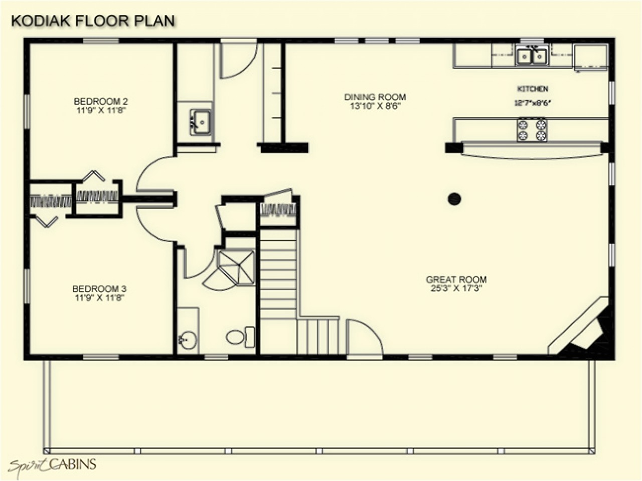 cabins lofts house plans
