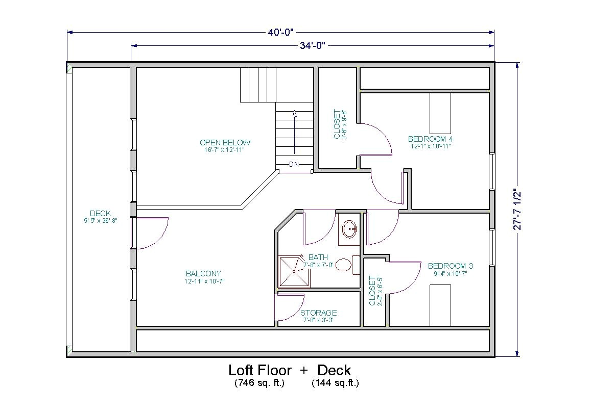 Loft Home Plans Loft House Plans House Plans Home Designs