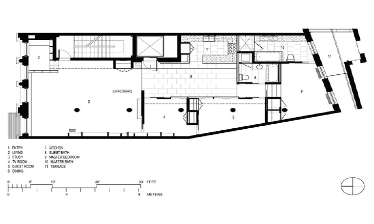 3e8e6a8ab69cb672 modern loft style house plans small modern house designs