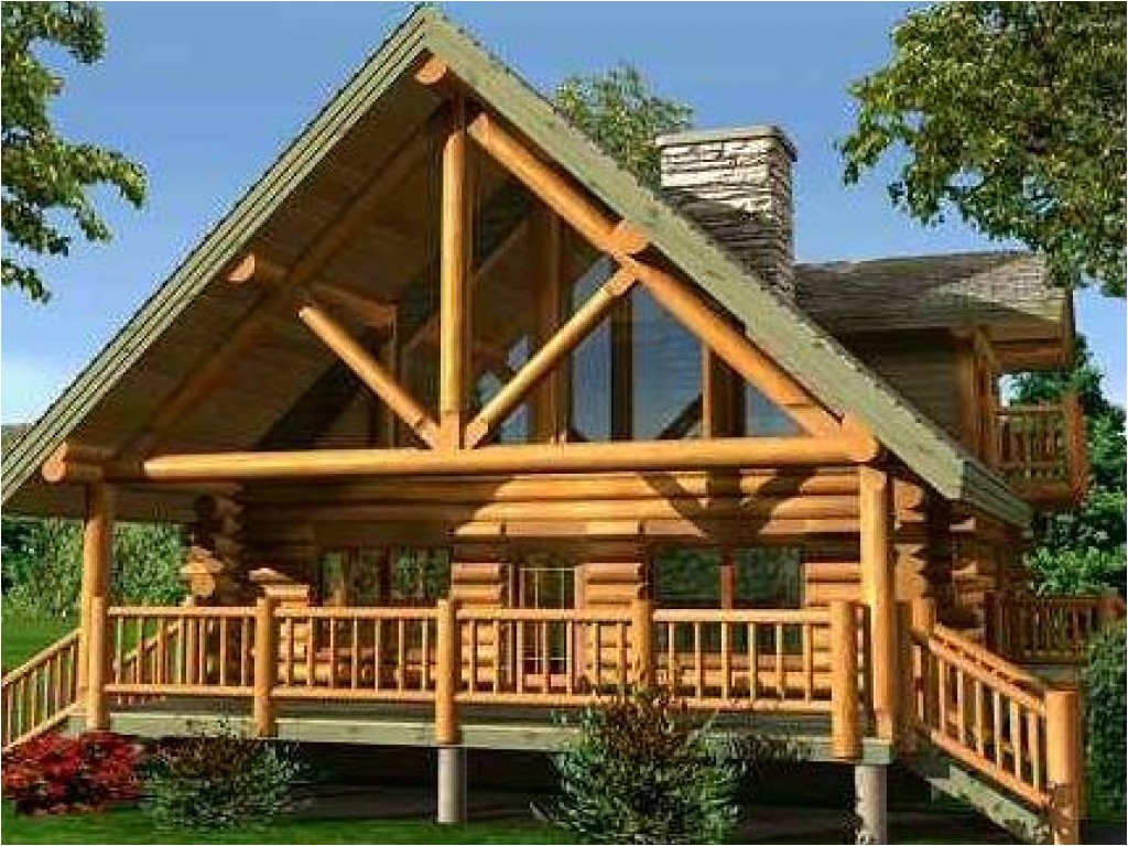 b004bdd2d5f70fe7 small log cabin home designs small log cabin floor plans