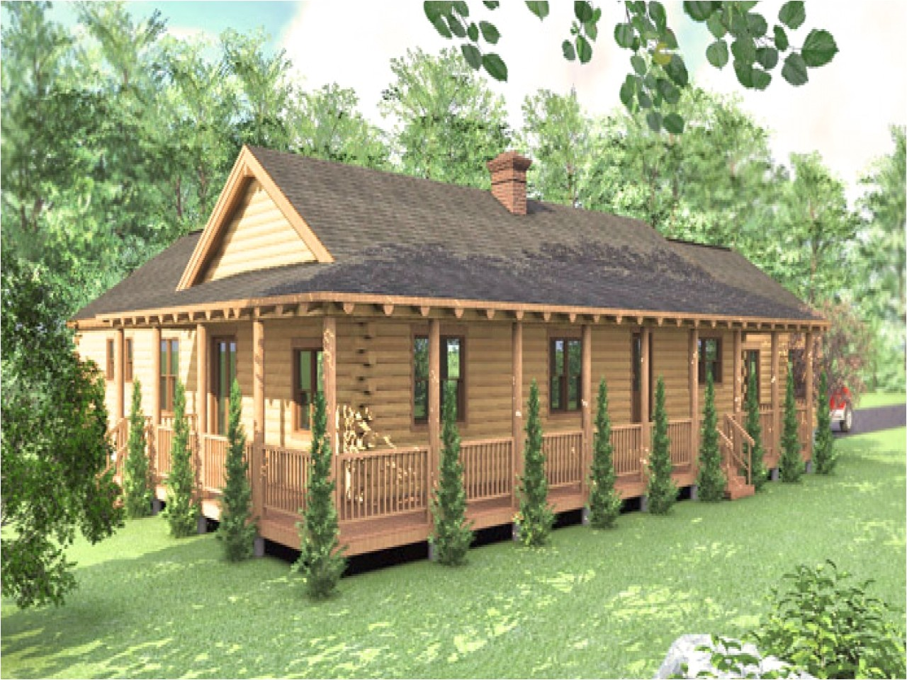 808ffcf16979b803 log cabin ranch style home plans log ranchers homes