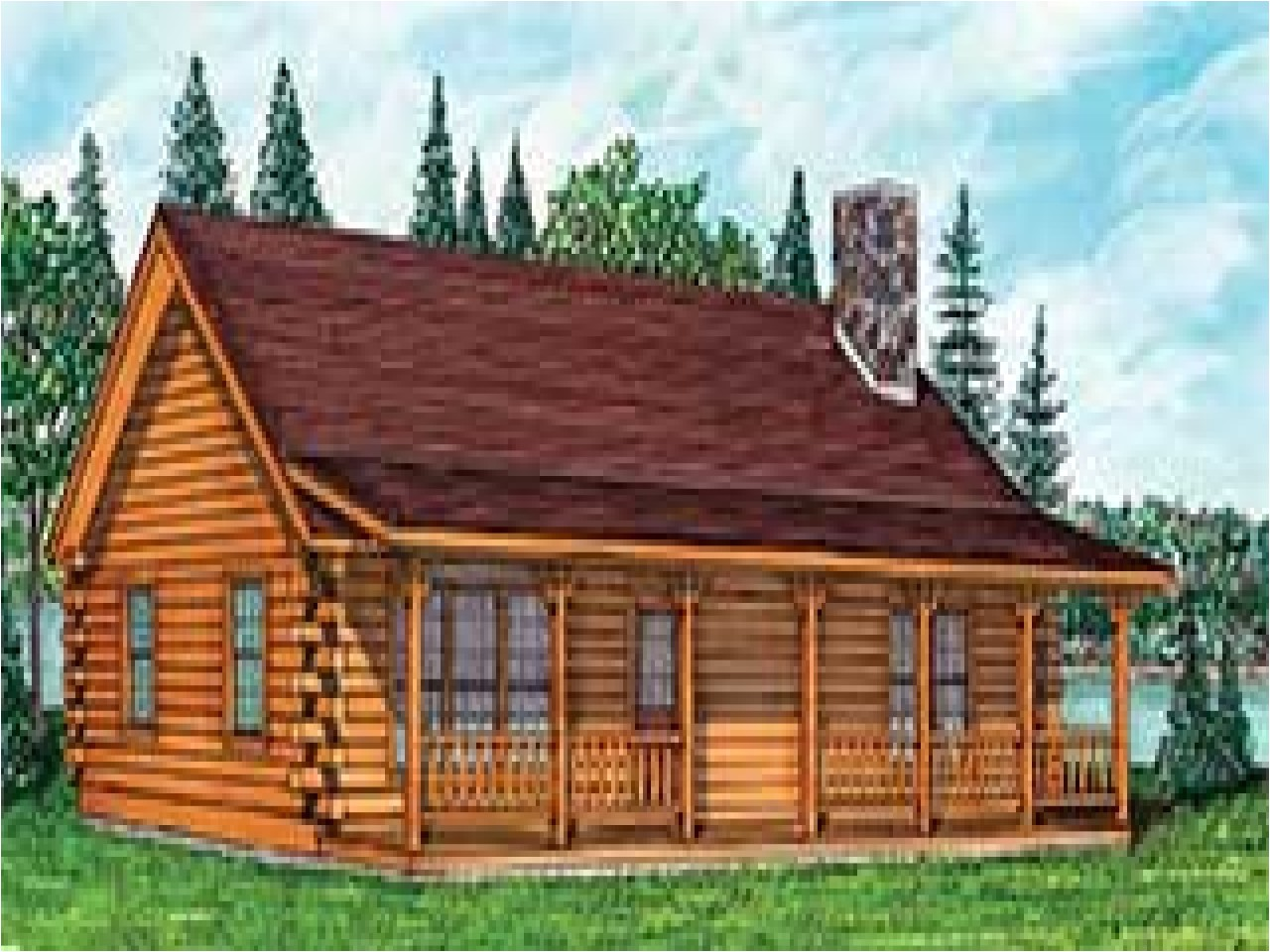 9f9bb32819850da0 log cabin ranch style home plans ranch style house