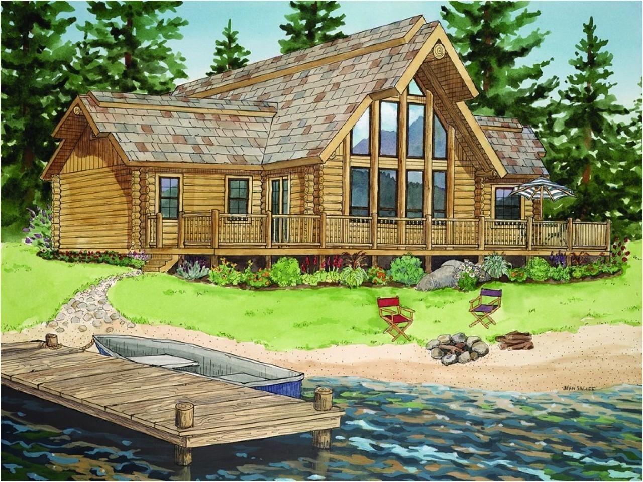a7468b8317fbcba8 ranch log cabin homes ranch style log home plans