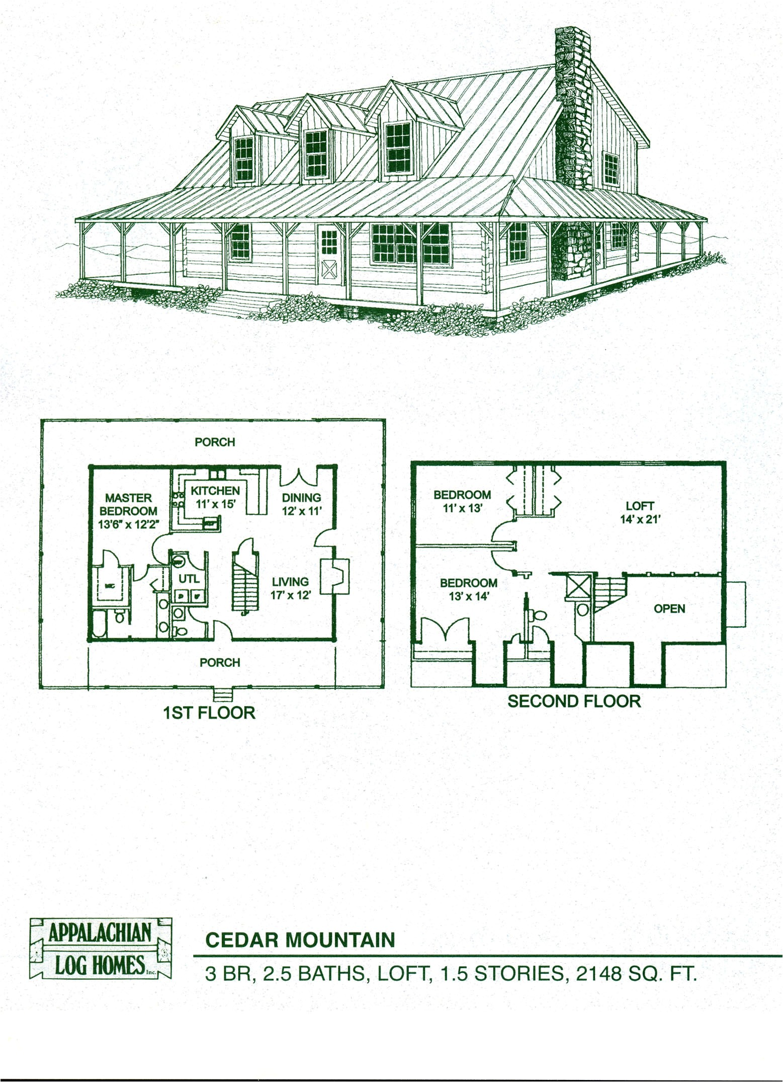 log home floor plans cabin kits appalachian homes also 1 bedroom