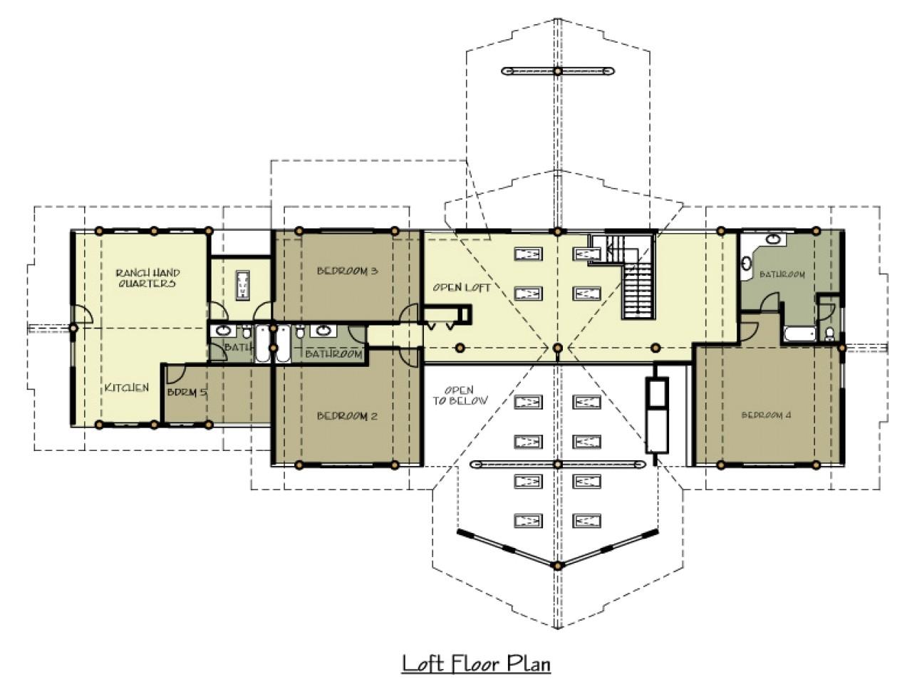 5f578af5f5c45b71 1 story log home plans ranch log home floor plans with loft