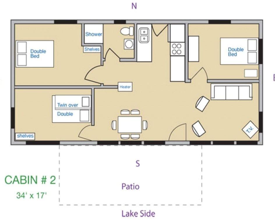 log home kit floor plans