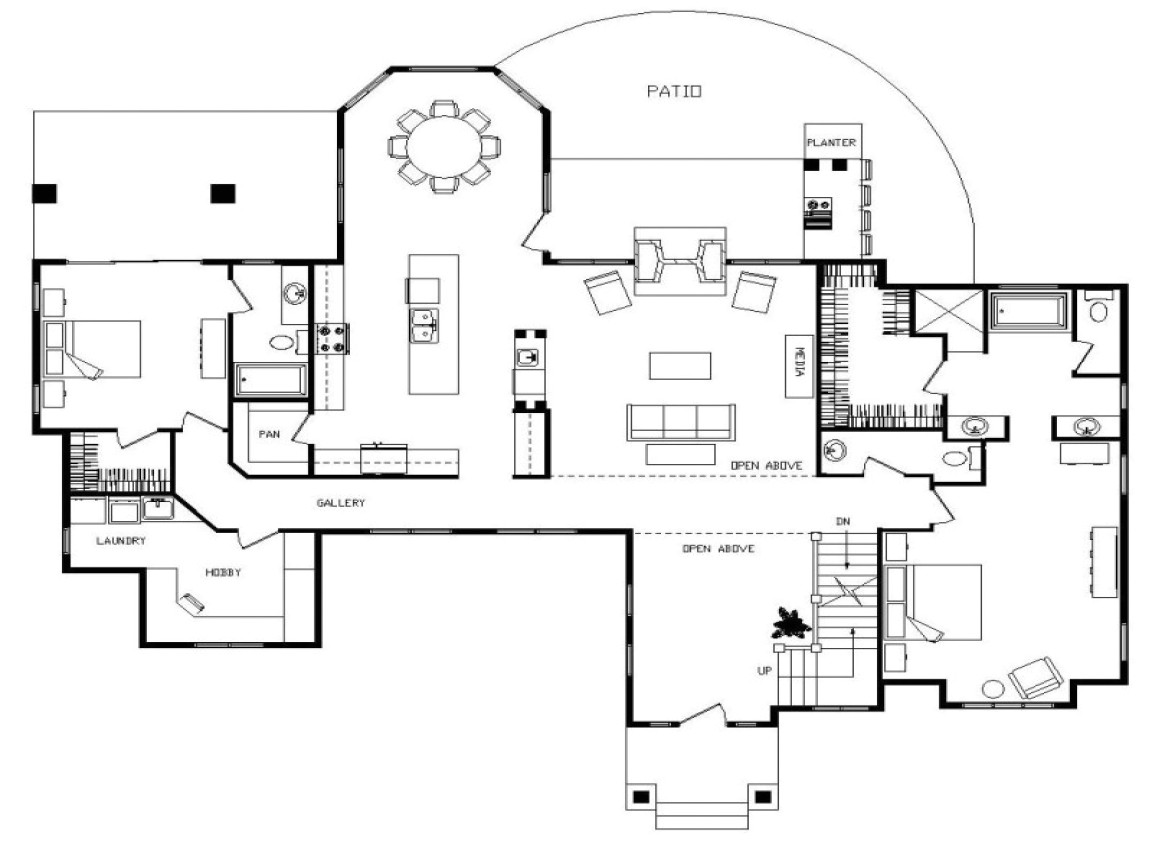 dream log cabin with loft floor plans 21 photo