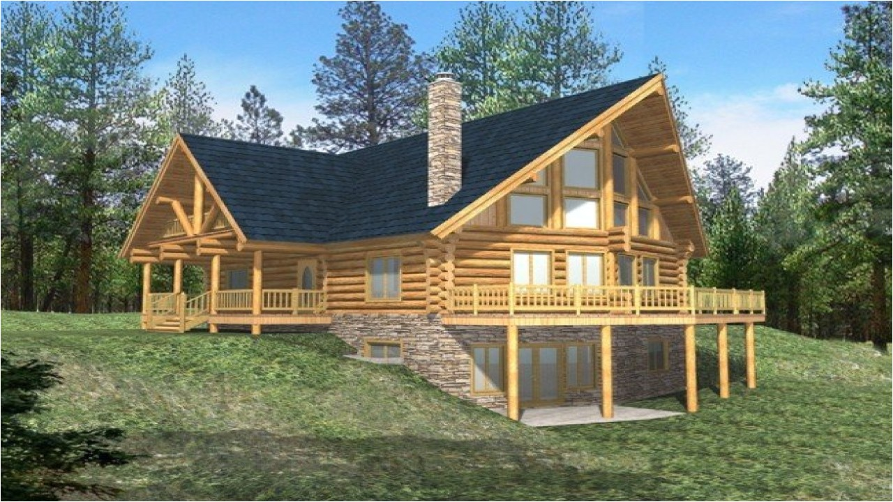 4033a2b93dc05528 log cabin house plans with basement log cabin house plans with open floor plan