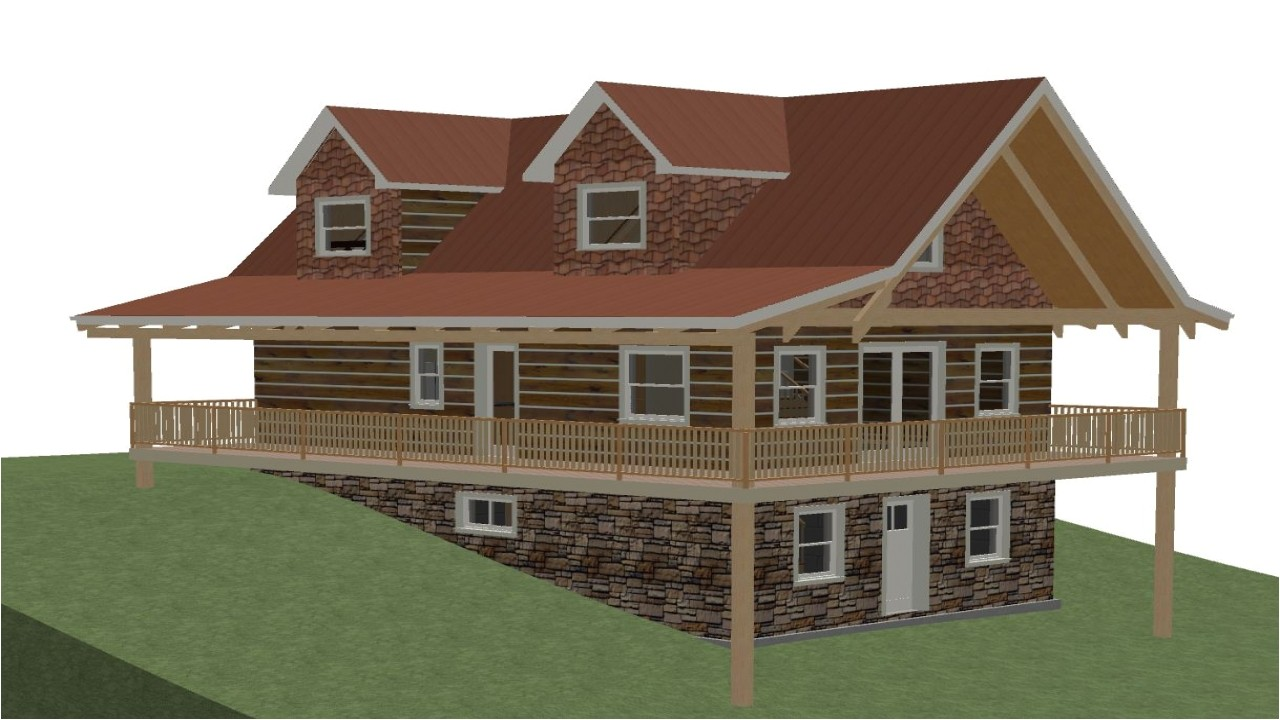 3146200d490dd880 open floor plans log home with plans log home plans with walkout basement