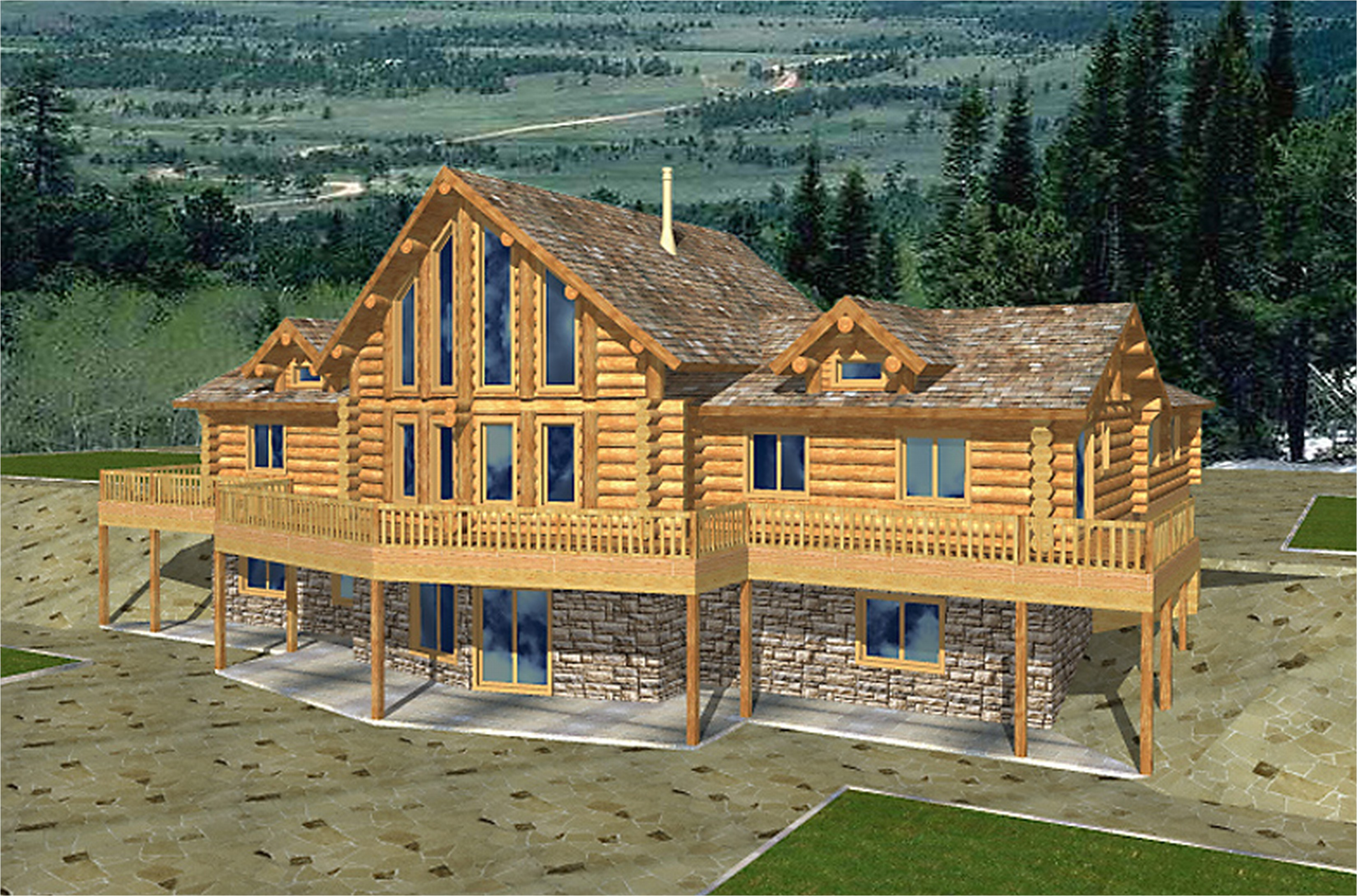 superb log house plans 9 log cabin home plans with basement