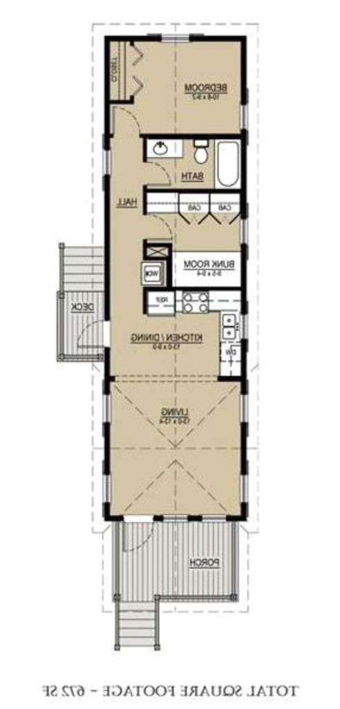 long narrow house plans house design and planning