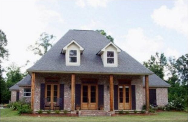 Louisiana Style Home Plans Love This Acadian Style Home Home Ideas Pinterest